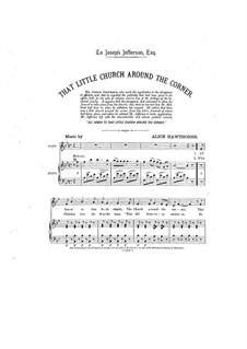 That Little Church around the Corner: That Little Church around the Corner by Septimus Winner