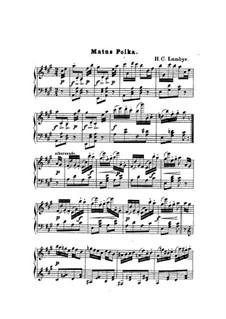 Matus Polka: Matus Polka by Hans Christian Lumbye