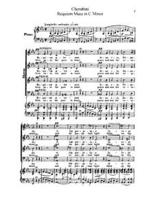 Mass in C Minor: Mass in C Minor by Luigi Cherubini