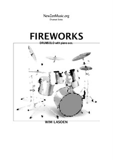 Fireworks: Fireworks by Wim Lasoen