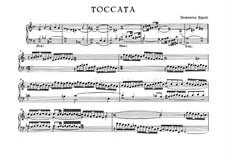 Sonate d'Intavolatura per Organo e Cimbalo: set completo by Domenico Zipoli