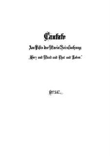 Complete set: partitura completa by Johann Sebastian Bach