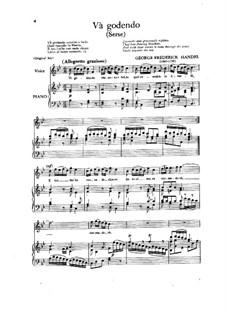 Và godendo: B flat Maior by Georg Friedrich Händel