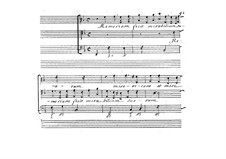 Sentimenti devoti espressi con la musica di due, e tre voci, Op.6: No.5 Memoriam fecit mirabilium by Giovanni Legrenzi