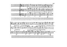 Sentimenti devoti espressi con la musica di due, e tre voci, Op.6: No.7 O quam bonum by Giovanni Legrenzi