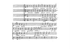 Sentimenti devoti espressi con la musica di due, e tre voci, Op.6: No.11  Laeletur coelum by Giovanni Legrenzi
