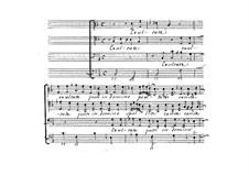 Sentimenti devoti espressi con la musica di due, e tre voci, Op.6: No.15 Exultate justi in Domino by Giovanni Legrenzi