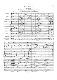 Des Teufels Lustschloss (The Devil's Pleasure Castle), D.84: Ato II by Franz Schubert