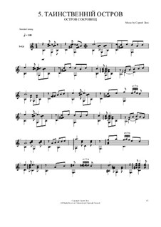 Suite No.2 'Treasure Island': Movement V 'The Mysterious Island' by Сергей Лим