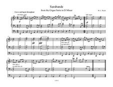 Sarabande: Sarabande by M. L. Wyatt