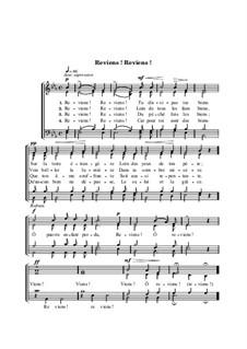 Reviens! Reviens: Reviens! Reviens by William Howard Doane