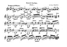 Sweet-Lorine: Sweet-Lorine by Arling Shaeffer