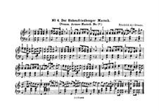 Der Hohenfriedberger Marsch: Der Hohenfriedberger Marsch by Friedrich der Große