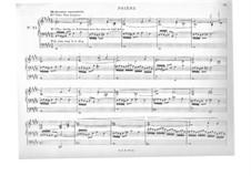 Ecole d'orgue: Prière by Jacques-Nicolas Lemmens