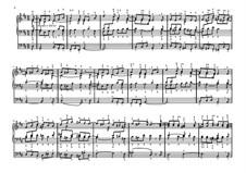 Sonatas for Organ, Op.65: Sonata No.6 by Felix Mendelssohn-Bartholdy