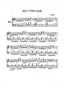 Jolly Utter Galop: Jolly Utter Galop by O. Heyer