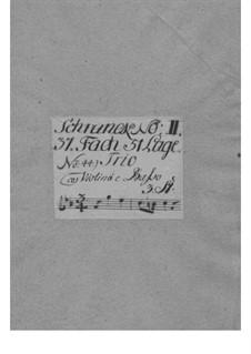 Trio Sonata for Recorder, Oboe and Basso Continuo in C Minor, TWV 42:c2: Trio Sonata for Recorder, Oboe and Basso Continuo in C Minor by Georg Philipp Telemann