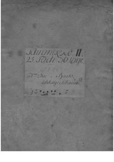 Trio Sonata for Violin, Oboe and Basso Continuo in F Major, TWV 42:F13: Trio Sonata for Violin, Oboe and Basso Continuo in F Major by Georg Philipp Telemann