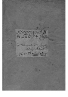 Septet in F Major, TWV 44:41: Septet in F Major by Georg Philipp Telemann