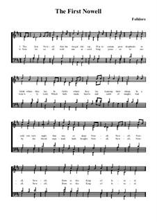 Vocal-instrumental version: For choir (D Major) by folklore