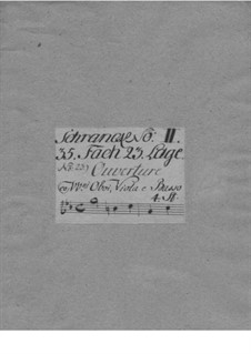 Suite for Strings and Basso Continuo in C Minor, TWV 55:c2: Suite for Strings and Basso Continuo in C Minor by Georg Philipp Telemann
