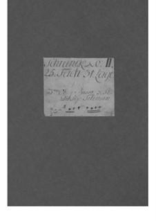 Trio Sonata for Two Violins and Basso Continuo in E Minor, TWV 42:e9: Trio Sonata for Two Violins and Basso Continuo in E Minor by Georg Philipp Telemann