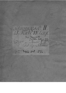 Quartet for Flute, Violin, Viola and Basso Continuo in G Minor, TWV 43:g4: Quartet for Flute, Violin, Viola and Basso Continuo in G Minor by Georg Philipp Telemann