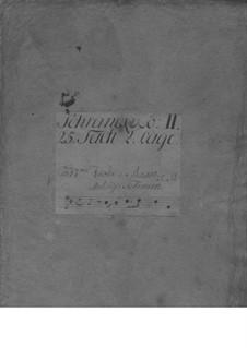 Suite in B Minor, TWV 55:h4: Suite in B Minor by Georg Philipp Telemann