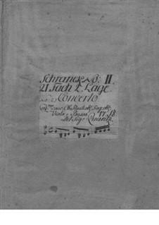 Concerto in G Major, QV 6:Anh.2: Concerto in G Major by Johann Joachim Quantz