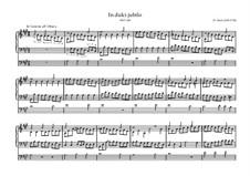 In dulci jubilo: para orgãos by Johann Sebastian Bach