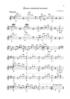 Waltz of Joyous Sorrow : Waltz of Joyous Sorrow  by Sergej Kolgan