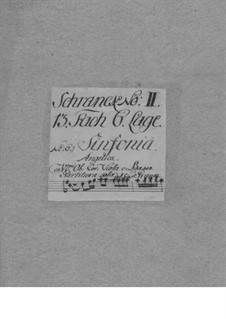 Angelica e Medoro, GraunWV B:I:19: Angelica e Medoro by Carl Heinrich Graun