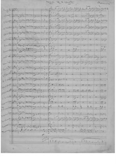 El Capitan. March: partitura completa by John Philip Sousa
