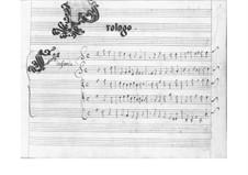 La Didone: prólogo by Pietro Francesco Cavalli
