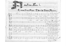 La Didone: ato I by Pietro Francesco Cavalli