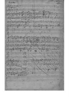 Suite in B Flat Major, TWV 55:B11: partitura completa by Georg Philipp Telemann