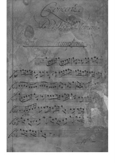 Concerto for Oboe and Orchestra in G Major, TWV 51:G8: Concerto for Oboe and Orchestra in G Major by Georg Philipp Telemann