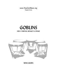 Goblins: Goblins by Wim Lasoen