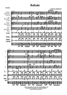 Z-KM + Ballade: Z-KM + Ballade by Johannes Apfelroth