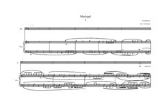 Song for Bass and piano No.17 on a poem of Maurice Bouchor, MVWV 199: Song for Bass and piano No.17 on a poem of Maurice Bouchor by Maurice Verheul