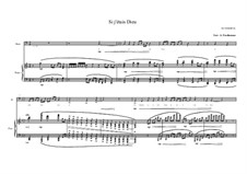 Song for Bass and piano No.20 on a poem of Sully Prudhomme, MVWV 201: Song for Bass and piano No.20 on a poem of Sully Prudhomme by Maurice Verheul