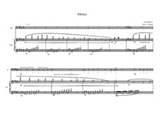 Song for Bass and piano No.21 on a poem of Charles Fuster, MVWV 202: Song for Bass and piano No.21 on a poem of Charles Fuster by Maurice Verheul