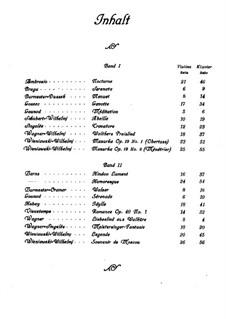 Serenade: para violino by Charles Gounod