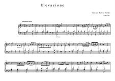 Elevazione: Elevazione by Giovanni Battista Martini