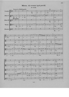 Masses: Book I, for Five and Six Voices by Giovanni da Palestrina