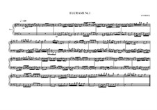 Counterpoint study for piano No.1, MVWV 252: Counterpoint study for piano No.1 by Maurice Verheul
