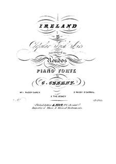 Ireland: Ireland by Carl Czerny