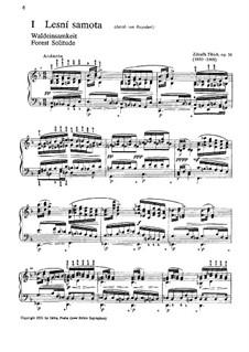 Five Etudes, Op.56: Five Etudes by Zdeněk Fibich