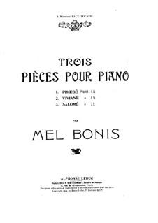 Salomé: Salomé by Mel Bonis