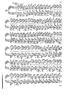 No.19-20: No.19-20 by Frédéric Chopin